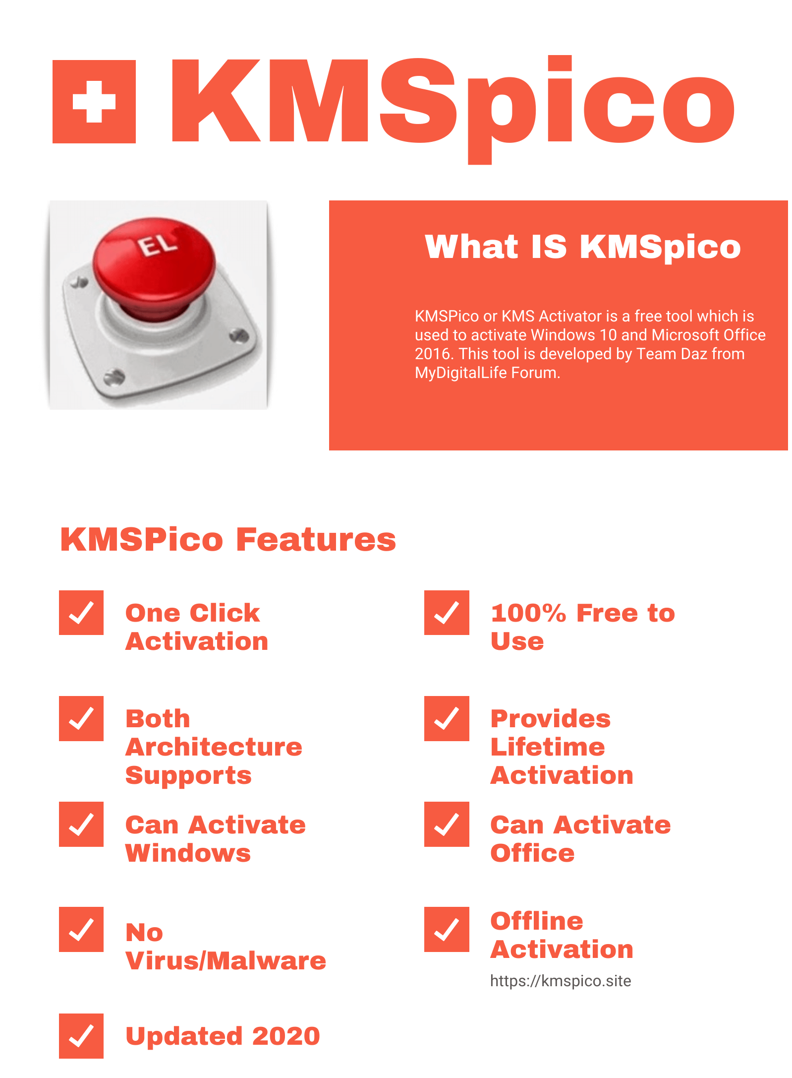 Best Features Of KMSPico Activator